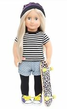 fashion set cool clothes short pantsfor 18inch American girl doll party new b520
