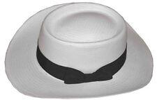 Gambler Toyo Hat-WHITE-large