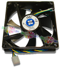 4 Wire PWM Case Fan or CPU Fan 92mm x 25mm JMC 9025-12 HHB APW New!