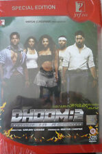 DHOOM 2 - BOLLYWOOD 2 DISC DVD - FREE POST