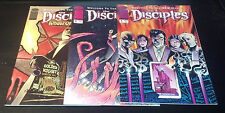 DISCIPLES SET 1-2,WHEEL OF FORTUNE(9.2)(NM-)3 ISSUES-IMAGE