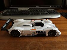 Maisto 1/18 Scale BMW V12 LMR 1999 - Unboxed