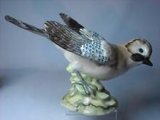 "Beswick JAY Bird Figurine Gloss 6 Photos 1219B 5.7"" High - 9.4"" Head - Tail 1219"