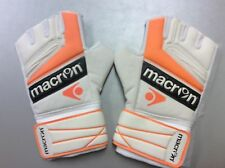 Macron Panther Futsal Fingerless Goal Keeper Gloves - Adult size 10
