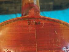 Jacobus Stainer in Absam 1631 Violin Germany most likely a copy needs assembly