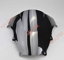 Black Windscreen Windshield Screen for Suzuki SV650 SV650S 2003-2010