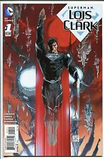 SUPERMAN LOIS AND CLARK #1 TONY DANIEL VARIANT 1:25 1ST SUPERBOY DC VF/NM