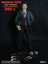 REDMAN TOYS COWBOY DOC 1 TOMBSTONE DOC HOLLIDAY VAL KILMER 1:6 FIGURE ~NEW~
