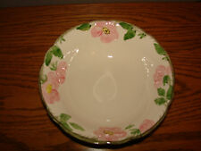 Franciscan Desert Rose SERVING BOWL Dish Made In USA TV Backstamp Earthenware