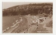 Looe Sands, Cornwall, Judges Postcard #3, A865