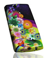 Silikon TPU Cover Handy Case  Design No.3 Sony Ericsson Xperia  Arc - Arc S