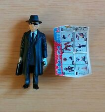TOMY CHOCOVADER 4th season Secret/ A MAN WITH BLACK SUIT Figure /Alien, Invader