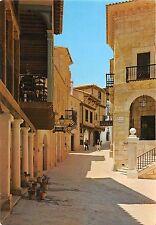 B59129 Pueblo Espaniol Calle mayor Palma de mallorca    spain