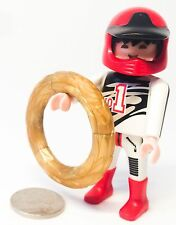 Playmobil Mystery Figures Series 10 Racecar Driver Gold Wreath 6840