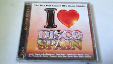 "CD ""I LOVE DISCO SPAIN DIAMONDS COLLECTION VOL 1"" CD 12"" ORIGINAL EXTENDED VERSI"