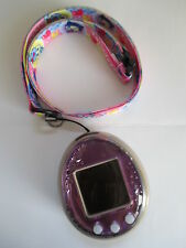 Bandai Tamagotchi ID L idl - Purple - w/ Strap - Japanese - Japan KAWAII