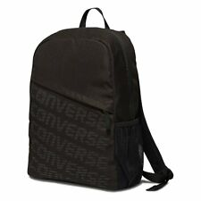 CONVERSE NEW Men's Black Backpack Speed Wordmark BNWT