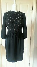 New French connection black dress size 10