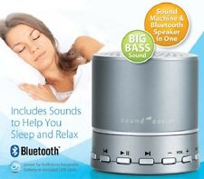 SOUND OASIS bst-100 Bluetooth Sleep terapia del suono sistema
