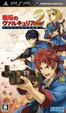 Used PSP Valkyria Chronicles 2  Japan Import ((Free shipping))