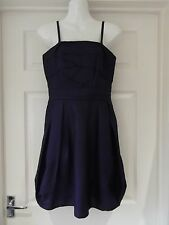Women's Size Small Oxmo Dress NWT Purple Removable Straps Occasional Wear Prom