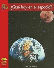 Que hay en el espacio? (Yellow Umbrella Books: Science Spanish) (Spanish Editio