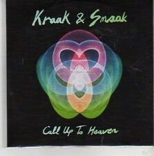 (CG868) Kraak & Smaak, Call Up To Heaven - DJ CD