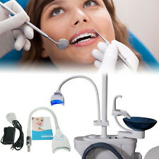 Dental LED Cool Light Lamp Teeth Whitening System Bleaching Accelerator+Goggle