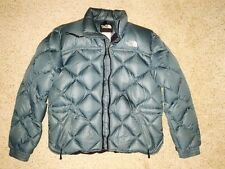 ~*~CUTE!~*~ THE NORTH FACE TAMBA KOSI Puffy Puffer Down Jacket Women's M Hike