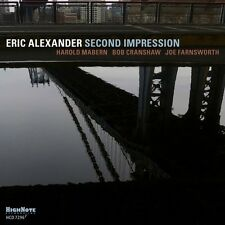 Second Impression - Eric Alexander (2016, CD NEU)