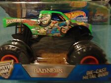 2016 BAD NEWS TRAVELS FAST Monster Jam Truck 1:24th scale The Big One