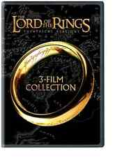 Lord of the Rings The Motion Picture Trilogy DVD 3 CD Disc New FREE SHIPPING