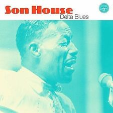 Son House - Delta Blues (NEW CD, 2003, Shout! Factory)