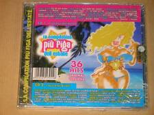 BOITIER 2 CD / LA COMPILATION PIU FIGA DELL ESTATE / NEUF SOUS CELLO