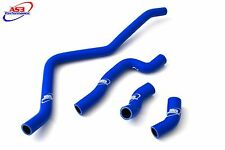 YAMAHA YFM 660 R RAPTOR 2001-2005 HIGH PERFORMANCE SILICONE RADIATOR HOSES BLUE