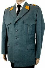 (1) SWISS ARMY WOOL JACKET WITH COLLAR BADGES 1993