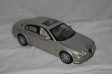 2000 Jaguar S-type Saloon, Maisto, Made in China, 1/18 Scale, Die Cast