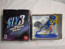 Sly 3 Honor Among Thieves Sucker Punch Statue Rare Playstation 2 Cooper Figure