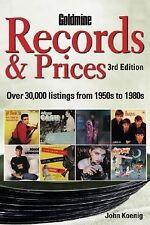 Goldmine Records & Prices