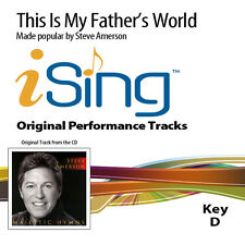 Steve Amerson - This Is My Father's World - Accompaniment Track