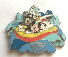 Disney Pin Badge Blizzard Beach Mickey Mouse and Friends