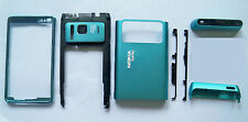 Blue fascia housing cover facia case faceplate for Nokia N8
