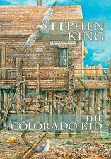 The Colorado Kid by Stephen King (2010, Hardcover)