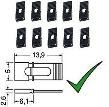 10pz ponticelli lunghi per connettori strip line jumper