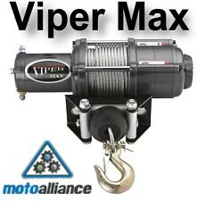 VIPER MAX 4500lb UTV Winch & Custom Mount for HONDA PIONEER 700
