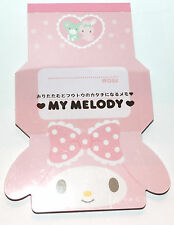 Sanrio My Melody Note Letter