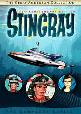 Stingray: The Complete Series - 50th Anniversary Edition, Good, , DVD, Sylvia An