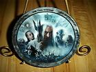 THE LORD OF THE RINGS RELIVING THE ADVENTURE PLATE