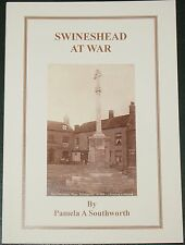 SWINESHEAD WW1 WW2 Lincolnshire Village Soldier History First Second World Wars