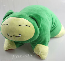 Pokemon Snorlax Pet Plush Pillow Transforming Cushion Toy
